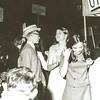 1968_05-07; mock nominating convention representing new mexico; carl blum, sharon kangas, kathy zahnle