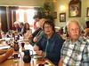2014_08_10; tom thornbrue, unk, linda & tom dorsey, wayne king, jan williams few, ron few