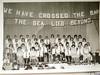 1964; 8th grade graduation; taft grade school